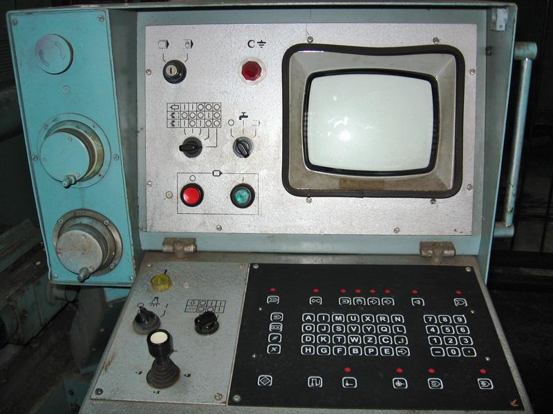 Пример модернизации УЧПУ 2Р22